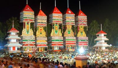 Chettikulangara Bhagavathy Temple alappuzha