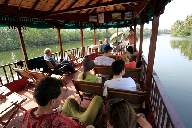 Alleppey Backwater Packages